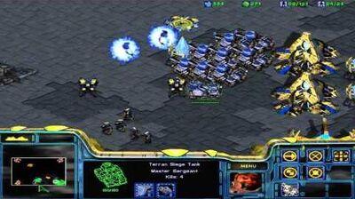 StarCraft Brood War Campaign Enslavers Dark Vengeance -- Episode I 5B