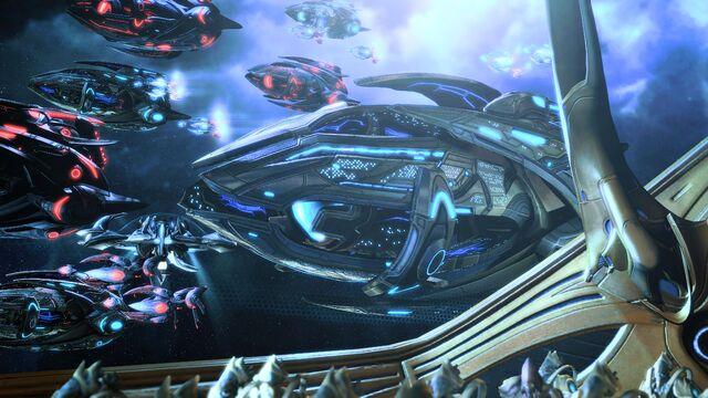 File:CarrierMothershipZealot SC2-LotV Cine1.jpg