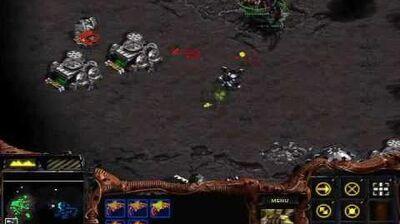 Starcraft Brood War - Zerg Mission 9 The Reckoning