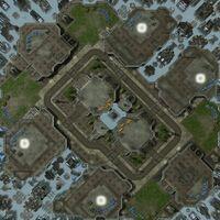 Metalopolis SC2 Map1