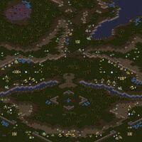 TheInvasionOfAiur SC1 Map1