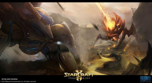 File:DragoonRavager SC2-LotV Cncpt1.jpg