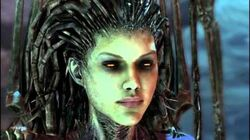 StarCraft 2 - Kerrigan Quotes