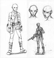 Lio Travski Ghost Academy Comic1