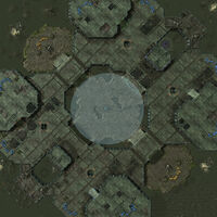 SlagPits SC2 Map1