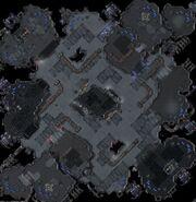 OrbitalShipyard SC2 LotV Map1