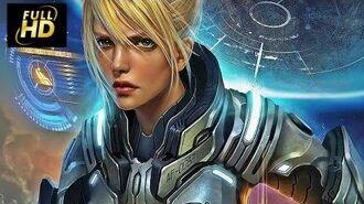 Nova Covert Ops All Cutscenes - StarCraft 2 All Cutscenes - StarCraft 2 Movie