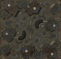 SlayingField SC2 Map1