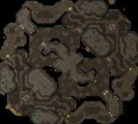 SkyHarvester SC2 Map1