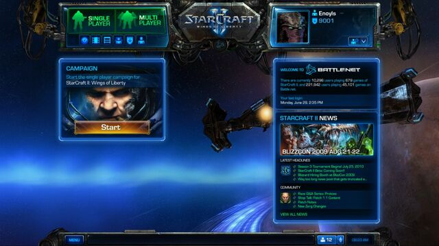 File:Battle.net 002 - Dashboard.jpg