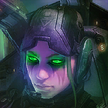 NightElfBanshee SC2 Head1
