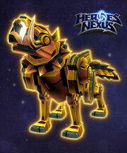 Cyberwolf Heroes Art1