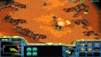 StarCraft Brood War Campaign Enslavers Dark Vengeance -- Episode I 3. Nemesis (Khaydarin Option)