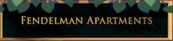 FendelmanApartmentsSign