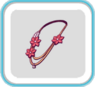 PinkFlowerNecklace