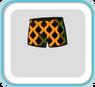 OrangeCrissCross22