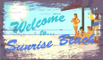 SunriseBeachSign