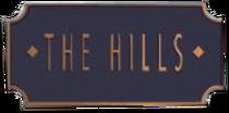 TheHillsSign