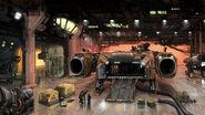 Hound hangar