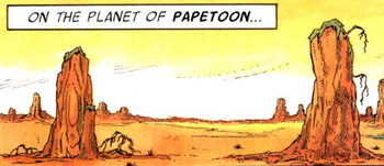 SNES comic