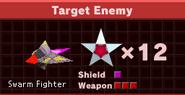 Swarm Fighter Katina