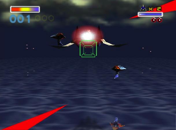 Archivo:Star Fox 64 Bandit Corneria.jpeg