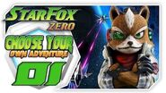 Star Fox Zero - Choose Your Own Adventure! All Paths, All Secret Routes, + Giveaway!