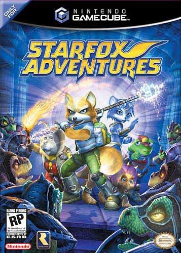 Archivo:Star Fox Adventures cover.jpg