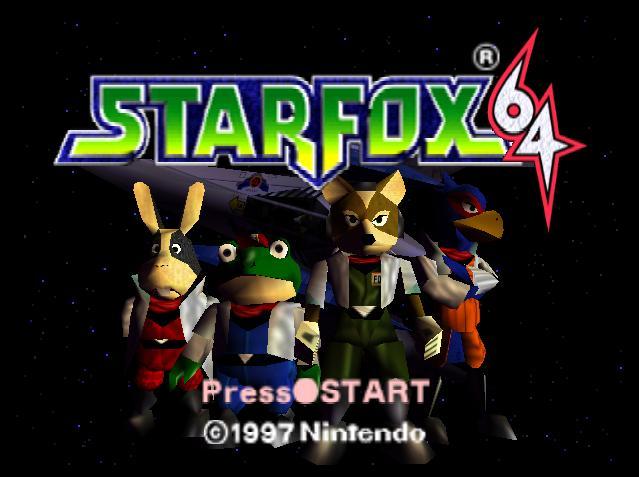 File:StarFox64Intro.JPG