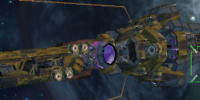 Venomian Battlecruiser