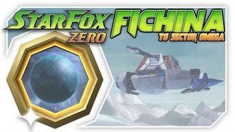 Star Fox Zero - Fichina To Sector Omega! Wii U Gameplay Walkthough With GamePad 2