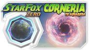 Star Fox Zero - Corneria To Aquarosa! Wii U Gameplay Walkthough With GamePad