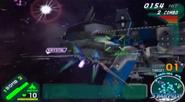 Star Fox Assault Solar