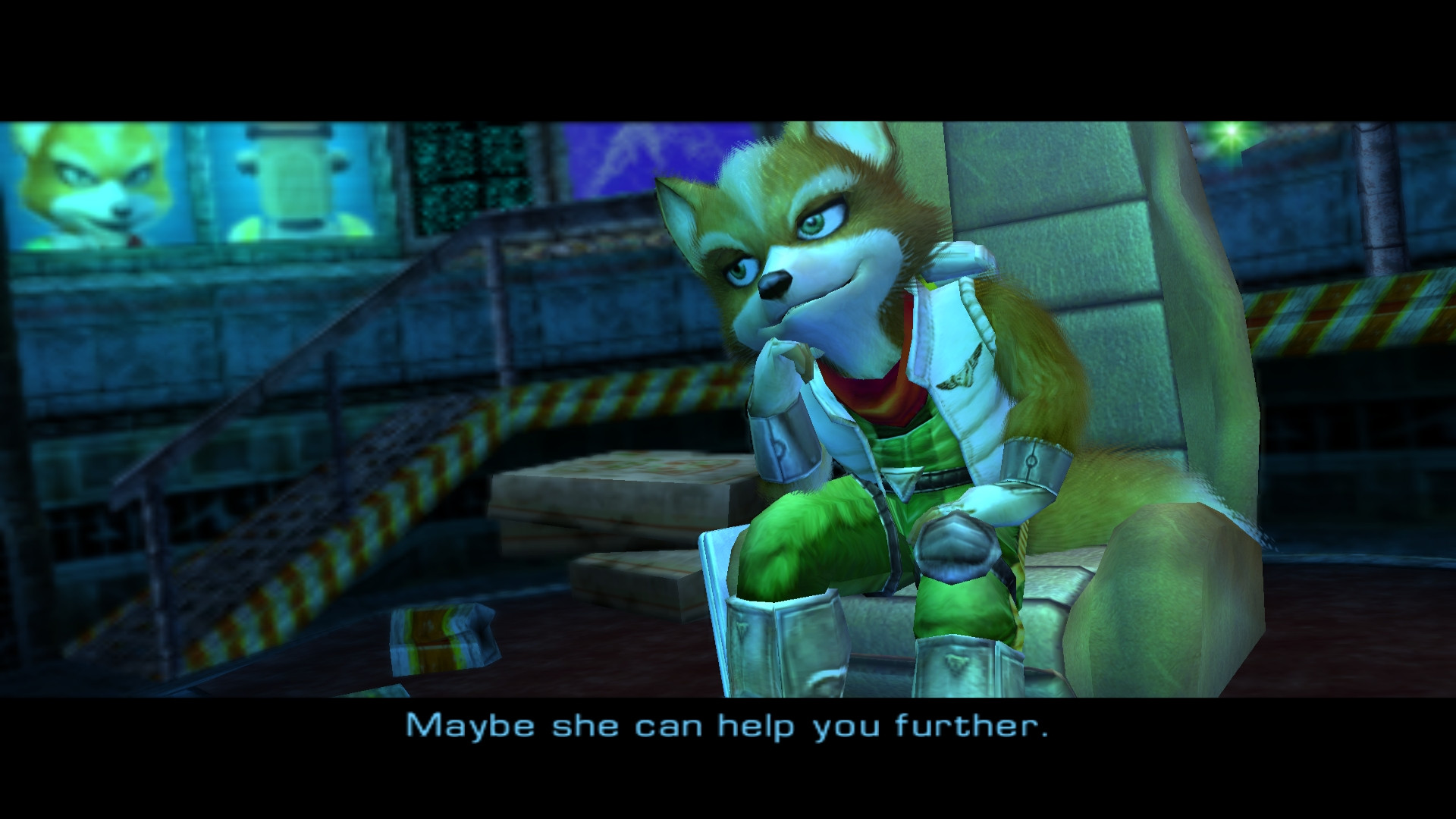 Archivo:Fox Star Fox Adventures.jpg