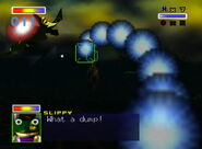 Star Fox 64 Troikas Zoness