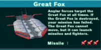 Great Fox (Star Fox Command)