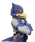 Blue Falco SSBB