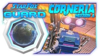 Star Fox Guard - Part 1 Corneria A - Missions 1, 2, & 3! Wii U Gameplay Walkthough With GamePad