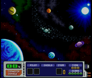 Star Fox 2 Lylat System Natural State