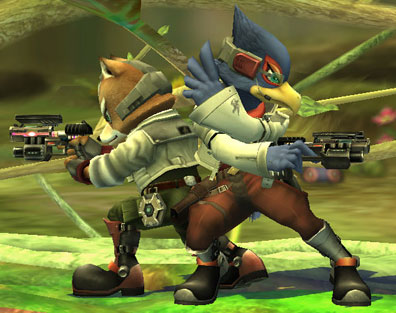 File:Fox and falco side by side.jpg