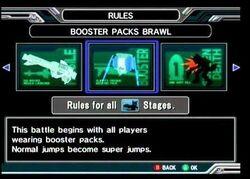 SFA BoosterPackBrawl