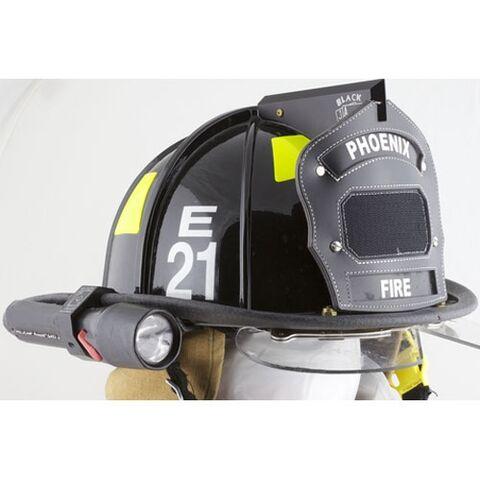 File:Helmet-mounted flashlight.jpg