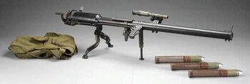 Recoilless rifle 01
