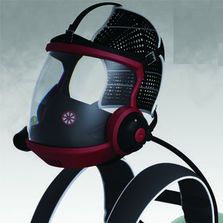 A breathing apparatus