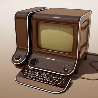 Maxiprog Computer by 600v