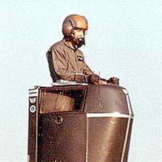 1-man hover platform
