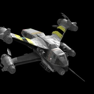 <i>Badger</i> starfury (spacefighter)