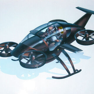Older model aircar