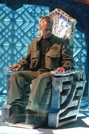 O'Neill control chair