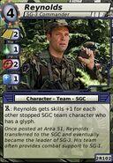 Reynolds (SG-3 Commander)